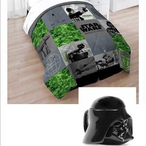 Star Wars Rouge One Twin/Full Bedding Set